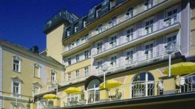 Relaxační lázeňská dovolená v hotelu Vltava